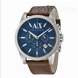 ARMANI EXCHANGE CHRONOGRAPH AX2501 MEN'S WATCH